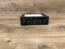 Bmw E30 E32 E34 318i Cm5907 Lecteur De Cassettes Avant Radio Bande Indash Stereo Oem 1