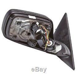 Bmw E46 Côté Conducteur Droit Os Porte Aile Miroir Electric Power Fold Non Mémoire