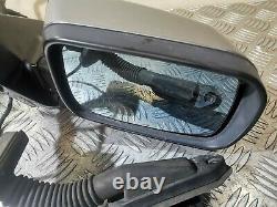 Bmw E46 Saloon Touring Complete Power Folding Wing Door Mirrors Set, Kit De Mise À Niveau