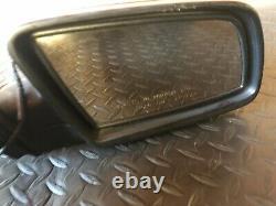 Bmw E60 E61 550i 2008-2010 Oem LCI Passager Droit Auto Plieur Miroir De Porte Chauffé