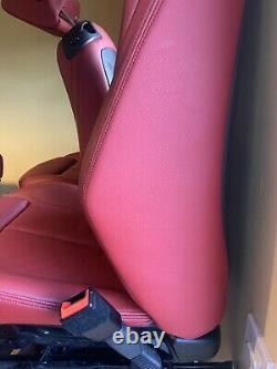 Bmw F32 4 Sièges Série Corail Rouge Puissance Électrique