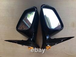 Bmw F32 F33 F36 4 Series LCI M Sport Électric Power Fold Wing Miroirs Complet