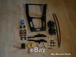 Bmw M3 E36 Euro Coupé Oem Electric Power Arrière Vent Kit Fenêtre Rénovation Tres Rare