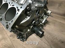 Bmw M5 E39 Oem Avant Moteur Principal Bloc Moteur Avec Vilebrequin S62 2000-2003