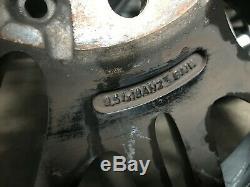 Bmw M5 E39 Oem Jeu Avant Et Arrière De Jantes Jantes Et Pneus 18 Pouces Staggered