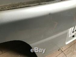 Bmw M5 E39 Oem Oem Arrière Extérieur Coffre Pont Boot Argent
