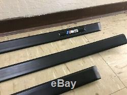 Bmw M5 E39 Oem Oem Avant Et Arrière Gauche Côté Droit Porte Extérieure Panneau De Panneaux M