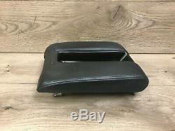 Bmw M5 E39 Oem Oem Console Centrale Avant Accoudoir Coulissant Appuie-bras Noir