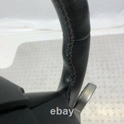 Bmw M5 M6 Oem E60 E61 E63 E64 Avant Volant Sport Airbag Rond Noir