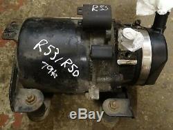 Bmw Mini Cooper R53 One S Pompe Direction Puissance R50 R52 75,000 Miles 6778425