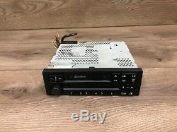 Bmw Oem C33 E31 E32 E34 E36 Lecteur Cassette Avant Radio Cassette Stéréo Indash # 3