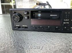 Bmw Oem E23 E24 Lecteur De Cassette Avant Radio Bande Indash Stereo Cm5804 Testé