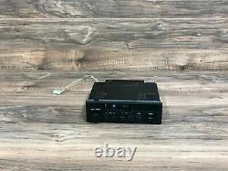 Bmw Oem E28 E30 E32 E34 Front Cassette Player Radio Tape Indash Stereo Cm5907
