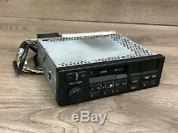 Bmw Oem E34 E36 Avant Cassette Lecteur Cassette Stéréo Indash Cm5903 1991-1997