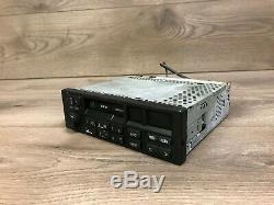 Bmw Oem E34 E36 Lecteur Cassette Avant Radio Cassette Stéréo Indash Cm5903l 91-97 # 2