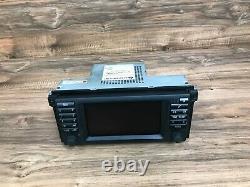 Bmw Oem E38 E39 E53 740 750 540 M5 X5 Écran Large Navigation Radio Monitor Gps