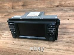 Bmw Oem E38 E39 E53 740 750 540 M5 X5 Moniteur Radio À Grand Écran Gps