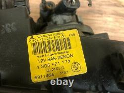 Bmw Oem E46 323 325 328 330 M3 Avant Passager Côté Xénon Phare 2000-2003 3