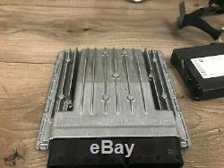Bmw Oem E60 M5 E63 E64 M6 Moteur Moteur Dme Set Computer Ecu Cas 3 2006-2010