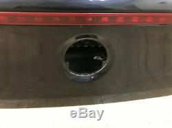 Bmw Oem E63 E64 M6 Arrière Coffre Pont Convertible Boot Noir 2004-2010
