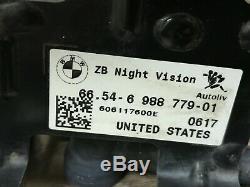 Bmw Oem E65 E66 745 750 760 Alpina B7 Pare-chocs Avant Caméra De Vision Nocturne 2002-2008