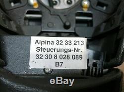 Bmw Oem E65 E66 Alpina B7 750 760 Volant Avec Airbag Noir 2006-2008