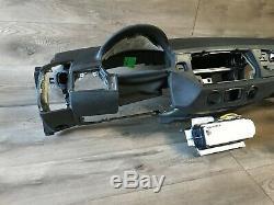 Bmw Oem E85 E86 Tableau De Bord Avant Z4 Dash Panel Board Avec Airbag Noir 2003-2008