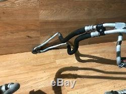 Bmw Oem F01 F02 740 750 760 Moteur Avant Huile Moteur Cooler L Et R W Tuyaux 09-15