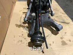 Bmw Oem Oem E39 M5 Arrière Driver Side Suspension Hub Control Arm Arms 2000-2003