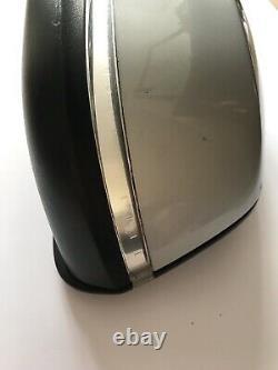 Bmw Série 3 F30 12-15 Passager Electric Door Mirror Power Fold Blind Spot Assi