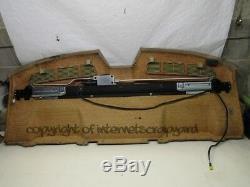 Bmw Série 7 E38 V12 91-04 Lwb Arrière Fenêtre De Pare-brise Électrique Ombre Arrière