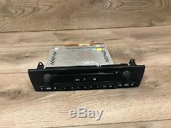 Bmw X3 Oem E83 E85 Z4 Avant De Navigation Lecteur CD Unité Système Audio Stéréo Radio