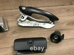 Bmw X5 E53 Oem Moteur Moteur Dme Set Computer Avec Clé 3.0l V6 2001-2006