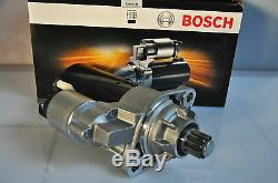 Bosch Anlasser Starter 0001125605 Vw Volkswagen Transporter T5 V