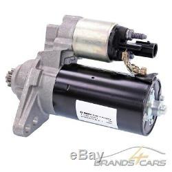 Bosch Starter Anlasser 1,7 Kw Für Audi A3 8p 1,9 Tdi 10/05 Bj
