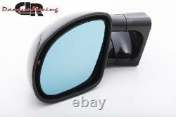 Dtm Mirror Black Electric Ajuster Lhd Pour Bmw 3 E30