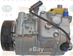 Hella Kompressor Klimaanlage 8fk 351 322-751 Für Bmw E65 E61 E60 Touring 5er 7er
