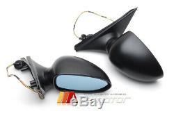 M5 Style Auto Électrique Pliant Chauffage Rétroviseurs Extérieurs Pour Bmw E60 E61 Série 5 Rhd