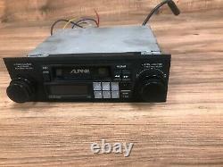 Mercedes Benz Volvo Bmw Porsche Oem Cassette Lecteur Radio Stereo Alpine 7167