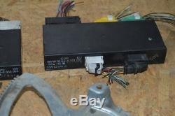 Oem Bmw E36 Vitres Vitres Électriques Avant Et Arrière 4x Set Électrique