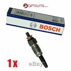 Origine Bosch Duraterm Glühkerze 0250201032 1,4 1,6 1,7 1,3 1,9 D Td Vw T3 T4