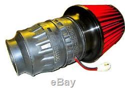 Performance Électrique D'admission D'air Supercharger Puissance Fan Kit Bmw E36 E46 E90 F30