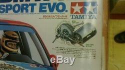 Tamiya 1/10 Kit De Commande Radio À Propulsion Électrique Schnitzer Bmw M3