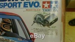 Tamiya 1/10 Kit De Commande Radio Électrique Alimenté Schnitzer Bmw M3