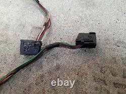 Véritable Bmw E38 Power Folding Electric Kit De Mise À Niveau De Miroir De Pliage Chromatique