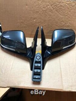 Véritable Bmw F32 F33 F36 Electric Power Miroirs Pliants Et Interrupteur