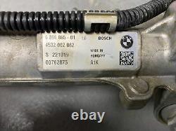 Véritable Bmw G30 5 Series 12v Power Steering Rack & Pinion Gear