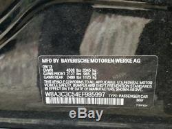 Vitesse De Direction / Rack Power Rack Et Pinion Électrique Convient 13-18 Bmw 320i 1618246
