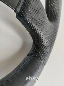 Volant S'adapte Bmw Sport M Power Perforated Cuir Noir E38 E39 E46 Z3 M3