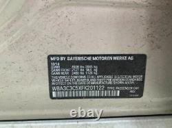Volant/rack Puissance Rack Et Pinion Electric Fits 13-18 Bmw 320i 73612